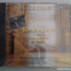 CDs de Música: KARAJAN & FILARMONICA DE BERLIN (PRECINTADO). Lote 109473831