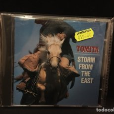 CDs de Música: TOMITA - STORM FROM THE EAST - CD EDICIÓN JAPONESA / AMBIENT. Lote 109478967