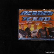 CDs de Música: HEROES DEL TEKNO VOL. 2 - CONTIENE 4 CD'S - NUEVO SOLO DESPRESINTADO . Lote 109480991