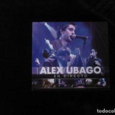 CDs de Música: ALEX UBAGO EN DIRECTO - CONTIENE 1 CD + 1 DVD - NUEVO SOLO DESPRESINTADO . Lote 109481263