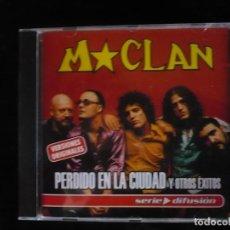 CDs de Música: M-CLAN PERDIDO EN LA CIUDAD Y OTROS EXITOS - NUEVO SOLO DESPRESINTADO . Lote 109482147
