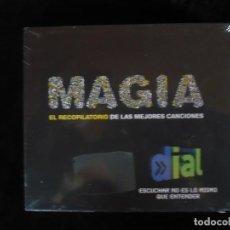 CDs de Música: MAGIA EL RECOPILATORIO DE LAS MEJORES CANCIONES DE LA CADENA DIAL 3 CD'S - NUEVO PRECINTADO. Lote 109483111