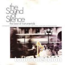 CDs de Música: THE SOUNDS OF SILENCE. 18 INSTRUMENTAL MELODIES. Lote 109487555