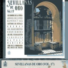 CDs de Música: SEVILLANAS DE ORO VOL. 17 (CD HISPAVOX 1989). Lote 109488687