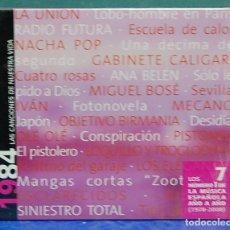 CDs de Música: LAS CANCIONES DE NUESTRA VIDA, 1984. CD PRECINTADO. Lote 109490995