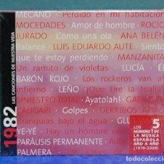 CDs de Música: LAS CANCIONES DE NUESTRA VIDA, 1982. CD PRECINTADO. Lote 109491211