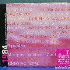 CDs de Música: LAS CANCIONES DE NUESTRA VIDA, 1984. CD . Lote 109492711