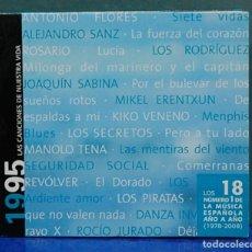 CDs de Música: LAS CANCIONES DE NUESTRA VIDA, 1995. CD . Lote 109493227