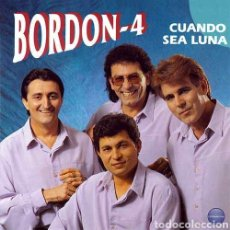 CDs de Música: CD ALBUM BORDON 4 CUANDO SEA LUNA. Lote 109504752