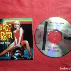 CDs de Música: RAFFAELLA CARRA / RUMORE 2000 / HAY QUE VENIR AL SUR (CD SINGLE PROMO CARTON 2000). Lote 109506819