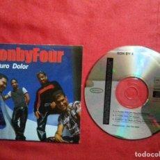 CDs de Música: SONBYFOUR A PURO DOLOR PROMO CARTON CD-SINGLE. Lote 109507827