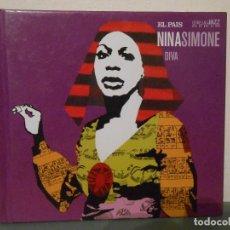 CDs de Música: NINNA SIMONE - DIVA. Lote 109508031
