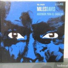 CDs de Música: MILES DAVIS - ASCENSOR PARA EL CADALSO. Lote 109508051