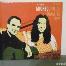 CDs de Música: MICHELCAMILO & TOMATITO - ESPAÑA. Lote 109508079