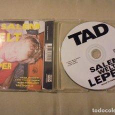 CDs de Música: TAD - SALEM WELT LEPER - CD EP 1992 - WOOD GOBLIN MUSIC - . Lote 109508739