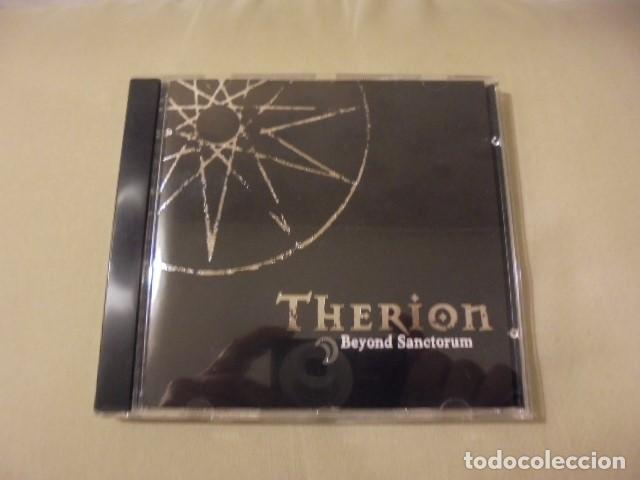 THERION - BEYOND SANCTORUM - NUCLEAR BLAST AÑO 2000 ( ORIGINAL DE 1992 ) - CON 1ª DEMO BONUS TRACKS (Música - CD's Heavy Metal)