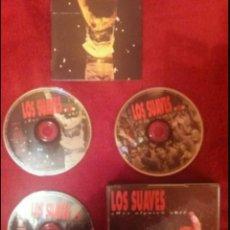 CDs de Música: LOS SUAVES / 3 CD / HAY ALGUIEN AHÍ / EDICIÓN RARA, MUY LIMITADA. Lote 109509007