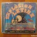 CDs de Música: EXPLOSION LATINA VARIOS CD SPAIN MEDITERRANEO DIGITAL MUSIC NUEVO PRECINTADO. Lote 109524991