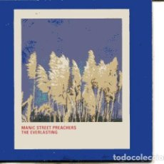 CDs de Música: MANIC STREET PREACHERS / THE EVERLASTING (CD SINGLE CARTON PROMO 1998) . Lote 109545127