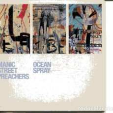 CDs de Música: MANIC STREET PREACHERS / OCEAN SPRAY (CD SINGLE CARTON PROMO 2001) . Lote 109545219