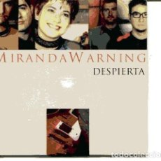 CDs de Música: MIRANDA WARNING / DESPIERTA (CD SINGLE CARTON PROMO 2000) . Lote 109546015