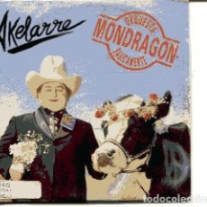 CDs de Música: ORQUESTA MONDRAGON / AKELARRE / PONTE LA PELUCA (CD SINGLE CARTON PROMO 1993) . Lote 109546543