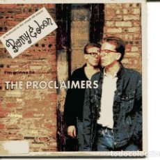 CDs de Música: THE PROCLAIMERS / I'M GONNA BE / BETTER DAYS (CD SINGLE CARTON PROMO 1994) . Lote 109546667