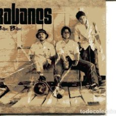 CDs de Música: RABANES / BAM BAM (CD SINGLE CARTON PROMO 2002) . Lote 109546855