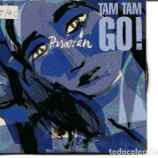 CDs de Música: TAM TAM GO! / PASARAN (CD SINGLE CARTON PROMO 1999) . Lote 109547523