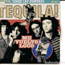CDs de Música: TEQUILA / ME VUELVO LOCO (CD SINGLE CARTON PROMO 1999) . Lote 109547591
