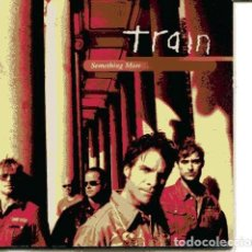 CDs de Música: TRAIN / SOMETHING MORE / DROPS OF JUPITER (CD SINGLE CARTON PROMO 2001) . Lote 109547719