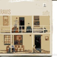 CDs de Música: TRAVIS / SAFE (CD SINGLE CARTON PROMO 2001) . Lote 109547767