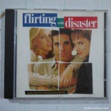 CDs de Música: BSO FLIRTING WITH DISASTER - FLIRTEANDO CON EL DESASTRE - CD 1996 MADE IN THE EC . Lote 109574767
