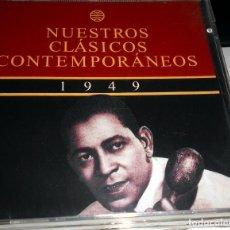 CDs de Música: LOTE 3 CD,S VARIOS CLÁSICOS CONTEMPORÁNEOS 1947 1948 1949 PRECINTADOS. Lote 109576259