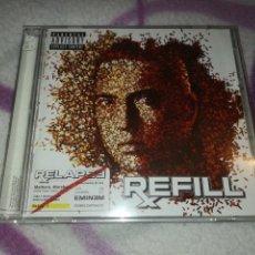 CDs de Música: CD EMINEM RELAPSE REFILL 2 DISCOS. Lote 109579503