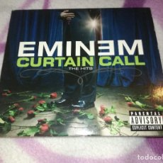 CDs de Música: CD EMINEM CURTAIN CALL EDICIÓN ESPECIAL 2 DISCOS. Lote 109580979