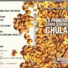 CDs de Música: LO MEJOR QUE LE PUEDE PASAR A UN CRUASÁN CD DIGIPACK B.S.O. 2003 PRECINTADO. Lote 109633951
