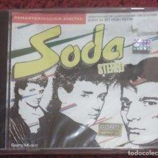 CDs de Música: SODA STEREO (SODA STEREO) CD 1991 EDICIÓN ARGENTINA * PRECINTADO. Lote 109637115