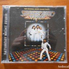CDs de Música: CD SATURDAY NIGHT FEVER - THE ORIGINAL MOVIE SOUNDTRACK (8G). Lote 109732691