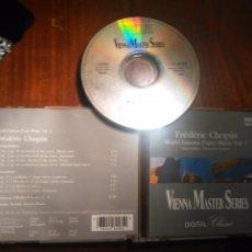 CDs de Música: CD MUSICA CLASICA FREDERIC CHOPIN. Lote 109769947