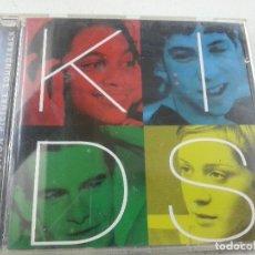 CDs de Música: KIDS-FOLK IMPLOSION-CD-BANDA SONORA ORIGINAL-N. Lote 109771951