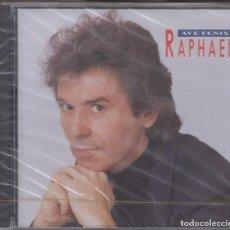 CD de Música: RAPHAEL CD AVE FÉNIX 1992 PRECINTADO. Lote 109849555