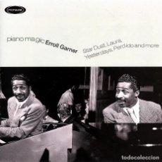 CDs de Música: ERROLL GARNER / PIANO MAGIC. Lote 109854551