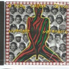CDs de Música: A TRIBE CALLED QUEST - MIDNIGHT MARAUDERS - CD ZOMBA 1993 - NUEVO. Lote 56587925