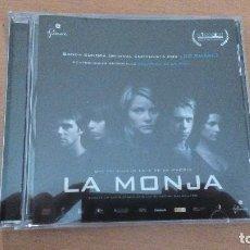 CDs de Música: LA MONJA BANDA SONORA DE LUC SUAREZ ZACARIAS DE LA RIVA FILM JAUME BALGUERO. Lote 109991855