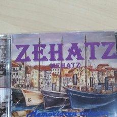 CDs de Música: CD ZEHATZ. Lote 110035920