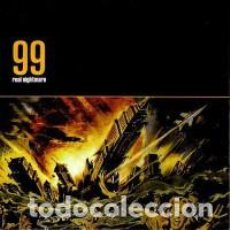 CDs de Música: 99 REAL NIGHTMARE CD INDIE ROCK - ALTERNATIVE ROCK - POP ROCK. Lote 110046403