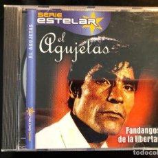 CDs de Música: MANUEL AGUJETAS FANDANGOS DE LA LIBERTAD. Lote 110063131
