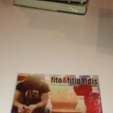 CDs de Música: C-011820 CD MUSICA SOLO CARATULA SIN LOS CD FITO & FITIPALDIS POR LA BOCA VIVE EL PEZ . Lote 110063267