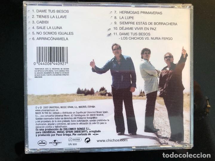 CDs de Música: LOS CHICHOS CABIBI - Foto 2 - 110063463